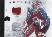 2012-13 UD Artifacts Patch Tag