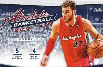 2012/13 Panini Absolute Basketball