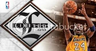 2012/13 Panini Limited Basketball