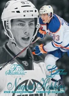12/13 Fleer Retro Hockey Flair Showcase Legacy Collection