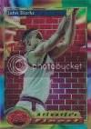 1993-94 Topps Finest John Starks #95 John Starks