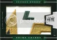 2011-12 Panini Prime Colors #27 Brenden Morrow #/20