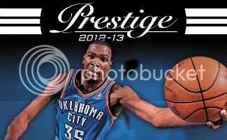 2012-13 Panini Prestige Basketball
