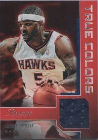 2012-13 Panini Prestige True Colors Josh Smith Jersey Card
