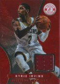 2012-13 Panini Totally Certified Kyrie Irving Red Jersey Card