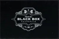 2012 Panini Industry Summit Black Box