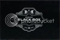 2012 Panini Industry Summit Black Box