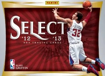 2012/13 Panini Select Basketball