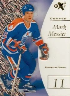 12-13 Fleer Retro EX-2001 #11 Mark Messier