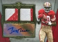 2012 Topps Supreme Jerry Rice Patch