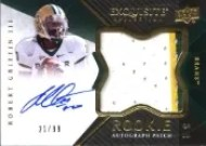 2012 Exquisite Robert Griffin III Auto