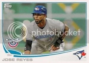 2013 Topps Opening Day #131 Jose Reyes Base