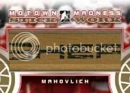 2012-13 ITG Motown Stickwork Hockey