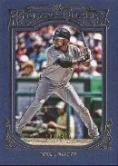2013 Topps Gypsy Queen Jose Reyes Blue
