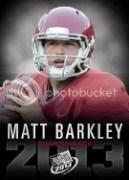 2013 Press Pass Matt Barkley