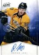 2011-12 Panini Prime Signatures #50 Roman Josi #/99