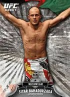 2012 Topps UFC Bloodlines Base