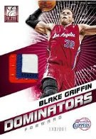 2012-13 Donruss Elite Blake Griffin