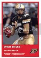 2012 Fleer Retro Drew Brees