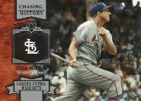 2013 Topps Chasing History Stan Musial