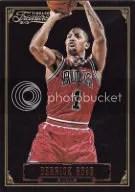 2012-13 Timeless Treasures Derrick Rose