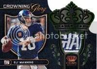 2012 Panini Crown Royale Eli Manning