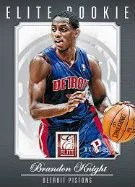 12-1 Elite Brandon knight RC
