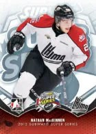 2012-13 ITG Subway Series Hockey