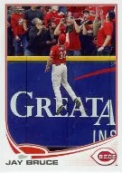 2013 Topps Series 1 Jay Bruce Sp
