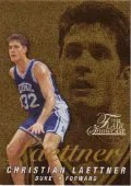 2011-12 Fleer Retro Christian Laettner Showcase