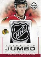 2012-13 Panini Limited Jumbo Shield