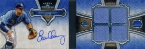 2012 Topps 5 Star Evan Longoria Book