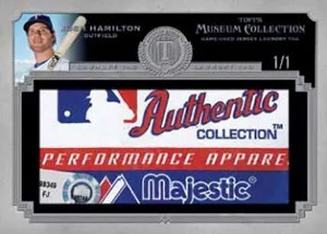 2013 MLB Laundry Tags Relic