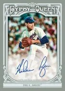 2013 Topps Gypsy Queen Nolan Ryan Auto