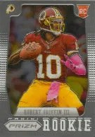 2012 Panini Prizm Robert Griffin RC