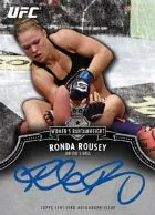 2012 Topps UFC Bloodlines Ronda Autograph