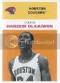 2011-12 Fleer Retro Hakeem Olajuwon 1961
