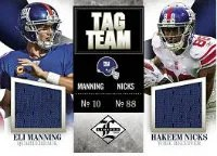 2012 Panini Limited Tag Team