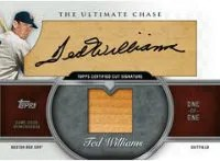 2013 Topps Series 2 Ted Williams Chase
