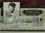 2004 Prime Cuts Ty Cobb Autograph