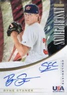2012 Donruss Elite USA Inscriptions