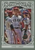 2013 Gypsy Queen Yu Darvish Variation