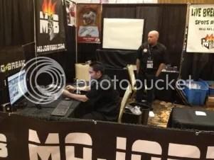 Mojobreak Booth