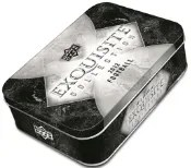 2012 UD Exquisite Football Box