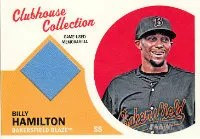 2012 Heritage Minor League Billy Hamilton