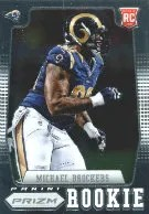 2012 Prizm Michael Brockers Sp