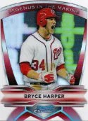 2012 Bowman Bryce Harper