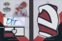 2012 Triple Threads Bryce Harper Auto