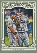 2013 Gypsy Queen Adrian Beltre Variation