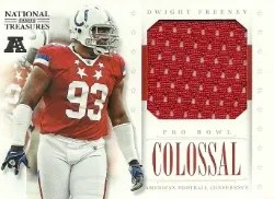 2012 NT Dwight Freeney Pro Bowl Jersey